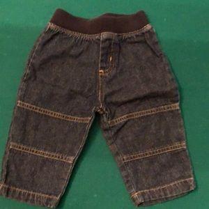 Garanimals Jeans with Elastic Waistband